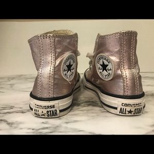 Converse chuck Taylor rose gold size 12